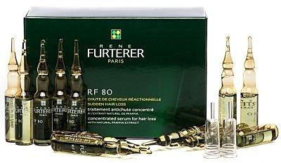萊法耶 RF80 頭髮強化營養劑12X5ml  Rene Furterer ☆真愛香水★另有養髮洗髮精
