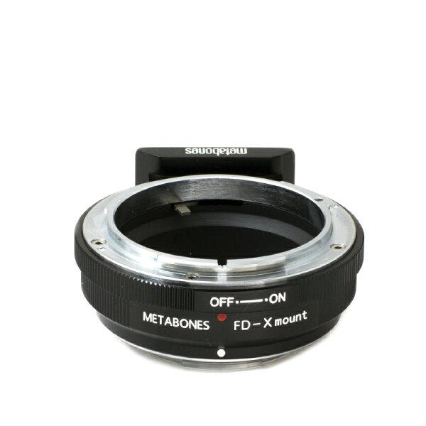 Metabones轉接環專賣店:CanonFD-FujiX  轉接環(總代理義文公司貨)