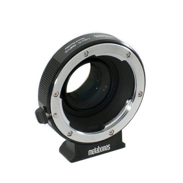 Metabones轉接環專賣店:Leica R- BMPCC Speed Booster 轉接環(總代理義文公司貨)