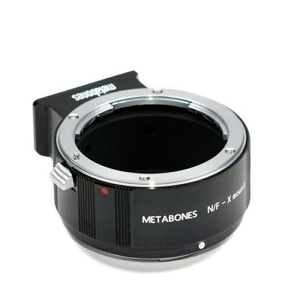 Metabones轉接環專賣店: NikonF-FujiX  轉接環(總代理義文公司貨)
