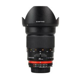 Samyang 鏡頭專賣店: 35mm/F1.4 UMC (For Nikon, EP1, GF1) 總代理公司貨