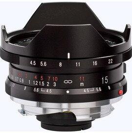 福倫達專賣店:Voigtlander 15mm/F4.5II Super Wide-Heliar(Canon EOS M,Sony Nex, Fuji X-E1,GF2,GH2,GH3,GXR)