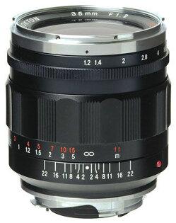 福倫達專賣店:Voigtlander Nokton 35mm/F1.2 ASPH II(Canon EOS M,Sony Nex, Fuji X-E1,GF2,GH2,GH3,GXR)