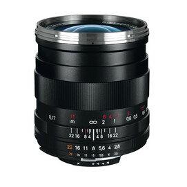 福倫達專賣店:Zeiss Distagon T* 25mm/F2.8 ZF.2 for Nikon 總代理公司貨(現貨)