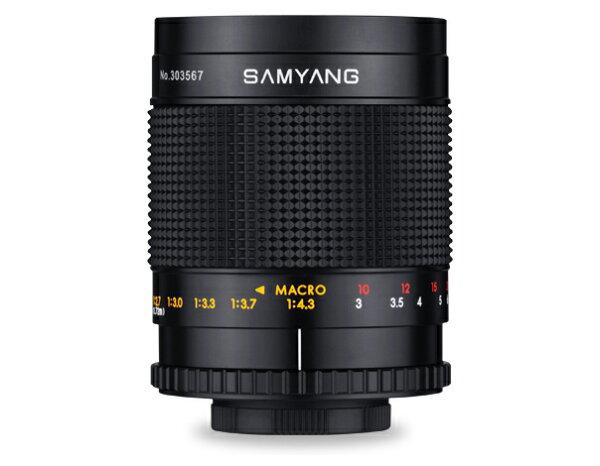 Samyang 鏡頭專賣店: 500mm/F8.0 反射鏡(Leica M6,M7M8,M9)