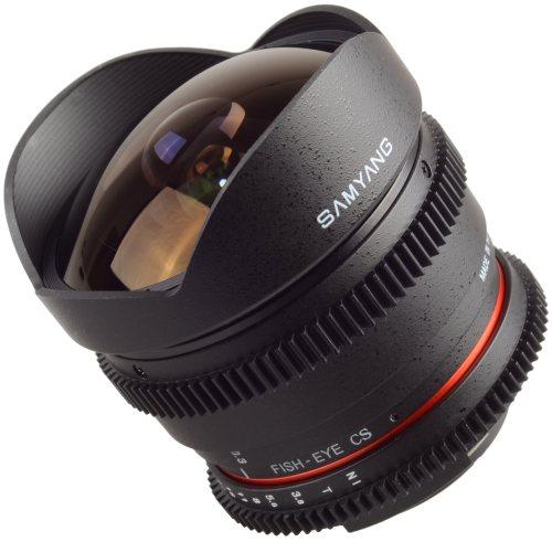 Samyang鏡頭專賣店: 8mm/T3.8 Fisheye for Sony E mount (微電影 魚眼 Nex 6 Nex 7 FS100 FS700 VG900)