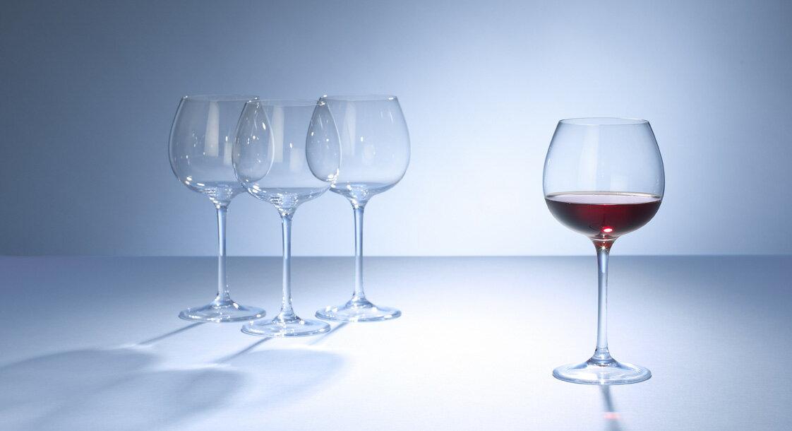 Villeroy&Boch Purismo紅酒杯四件組