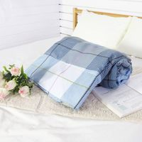 夏日寢具 | 涼感枕頭/涼蓆/涼被/涼墊到日系印花 四季涼被單件-溫暖格調 / 哇哇購