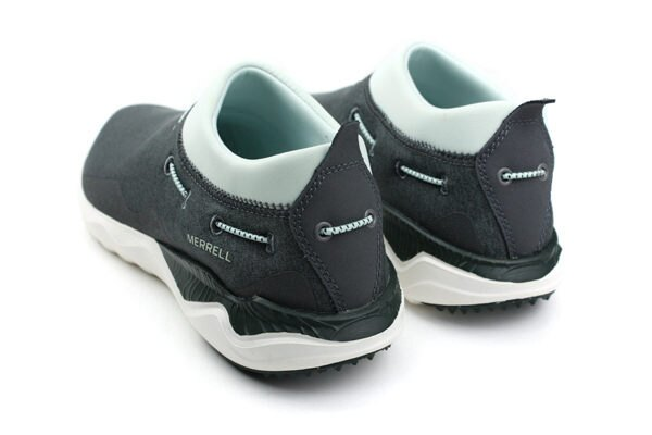 MERRELL1SIX8 MOC 女鞋 灰綠色 健行鞋│休閒鞋 2