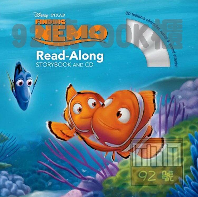 finding nemo 海底总动员 (cd 有声书)