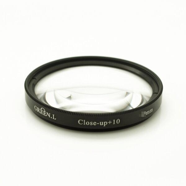 又敗家@ Green.L 49mm近攝鏡(close-up+10)Micro Macro鏡微距鏡,代倒接環雙陽環適近拍生態攝影適SONY SEL 18-55mm f3.5-f5.6 16mm f2.8 Pentax smc DA 50-200mm F4-5.6 ED WR