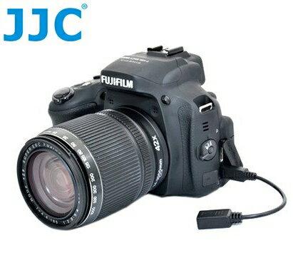 又敗家@ JJC相機連接線Cable-K2O連接線適富士Fujifilm RR-80轉成RR-80A for FINEPIX HS50EXR HS50 EXR快門線連接線快門連接線快門端子連接線快門端子線cable線