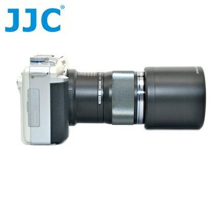 又敗家@JJC副廠Olympus遮光罩LH-49遮光罩(不用倒扣即可直接收納,同原廠Olympus遮光罩LH49遮光罩)適MZD 60mm F2.8 Macro F/2.8 1:2.8 ED M.ZUIKO DIGITAL Micro4/3 M4/3 Micro Four Thirds奧林巴斯