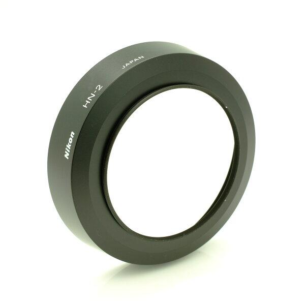 又敗家@原廠正品Nikon原廠遮光罩HN-2遮光罩適Nikkor 24mm 28mm f2.8 35mm f1.4 f2 50mm f1.4 f1.8 55mm f3.5 35-70mm f3.3-4.5,具消光紋,螺紋式,不可反扣倒扣HN2