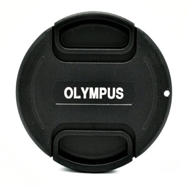 又敗家@奧林巴斯Olympus鏡頭蓋B款52mm鏡頭蓋55mm鏡頭蓋附繩(中捏鏡頭蓋,副廠鏡頭蓋非Olympus原廠鏡頭蓋)52mm鏡頭前蓋55mm鏡前蓋52mm鏡蓋子55mm鏡頭保護蓋中扣快扣帶繩附孔繩防丟繩M.Zuiko Digital ED 12-50mm 1:3.5-6.3 EZ 9-18mm 1:4.0-5.6 MZD M4/3 M43 f3.5-6.3 f4-5.6 f
