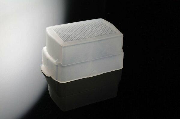 又敗家@ Nikon尼康SB800機頂閃燈肥皂盒(uWinka副廠,相容NIKON原廠肥皂盒)亦適永諾Yongnuo YN-468 YN468閃光燈外閃方形柔光盒Diffuser柔光罩SB-800肥皂盒SB800肥皂盒SB-800柔光盒SB800柔光盒