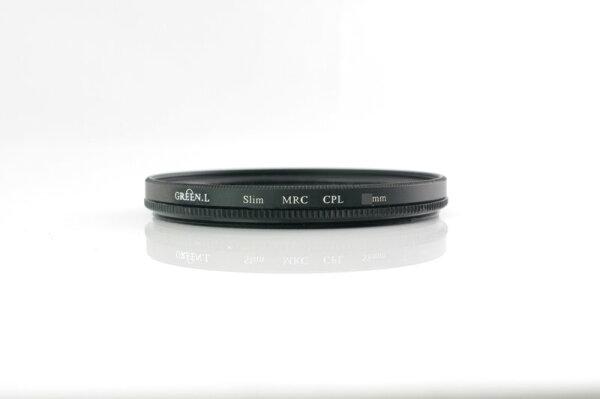 又敗家@ Green.L防水多層鍍膜薄框58mm偏光鏡MC-CPL偏光鏡MRC環形偏光鏡適Canon EF-S 18-55mm F3.5-5.6 55-250mm f4-5.6 IS II USM kit鏡700d 650d 600D 550D 500D 450D 400D 1100D 1000D 60Da 60D