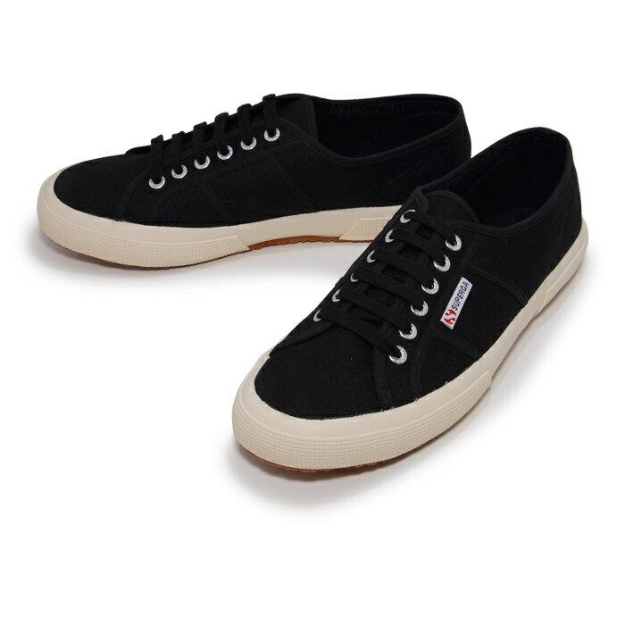 【SUPERGA】義大利國民鞋-黑 2
