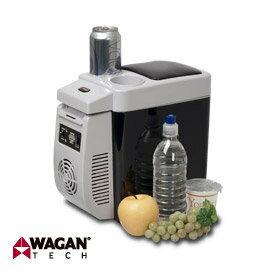 弘瀚--WAGAN 7公升 個人 行動 車用 冷熱兩用 小冰箱 / 保溫箱 (2577)
