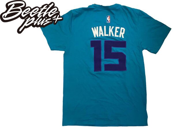 BEETLE ADIDAS 台灣未發 NBA 夏洛特 黃蜂 KEMBA WALKER 沃克 林書豪 湖水綠 TEE 短T 1