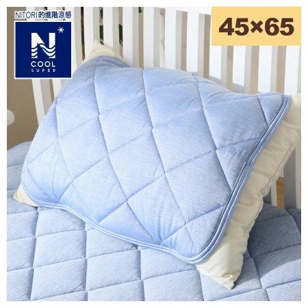 進階涼感 枕頭保潔墊 N COOL SUPER 16 BL