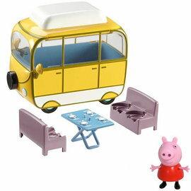 *babygo*Peppa Pig-粉紅豬小妹露營車