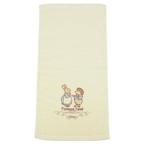 『121婦嬰用品館』狐狸村 純棉嬰兒細絨童巾 2