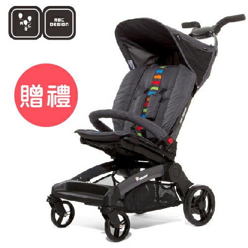 【好禮五選二】德國【ABC Design】TAKEOFF 嬰兒推車(繽紛款)(蚊帳/雨罩-11月寄出) 0