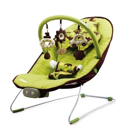 『121婦嬰用品館』unilove 寶寶安撫椅 躺椅 搖搖椅 - 綠 0