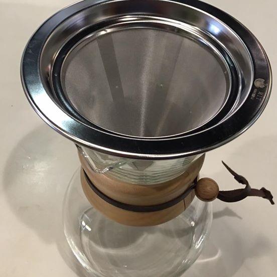 達人咖啡沖泡壺(1-4人份,含金屬濾網)
