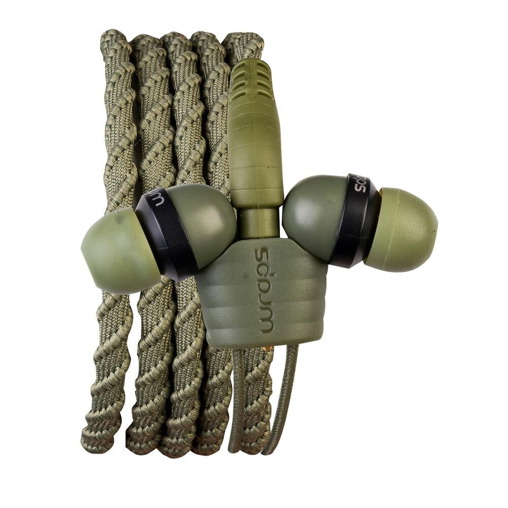 Wraps【Talk】經典編織手環耳機 - 通話式 2