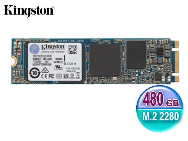 Kingston 金士頓 SSD MS200 480GB【SM2280S3G2】M.2 SATA介面 固態硬碟