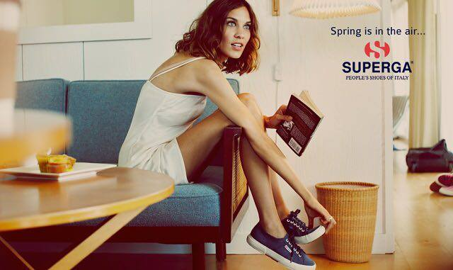 【SUPERGA】義大利國民鞋-深藍 6