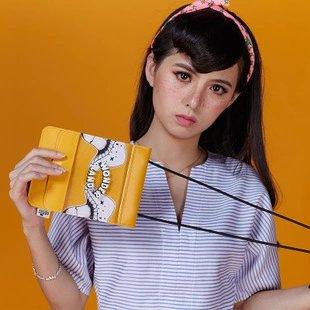 【瞎買天堂x韓版時尚】韓風手機斜背袋 斜背包 雙層大容量收納 可放5.5吋手機 零錢包 卡包【SGBGAA04】