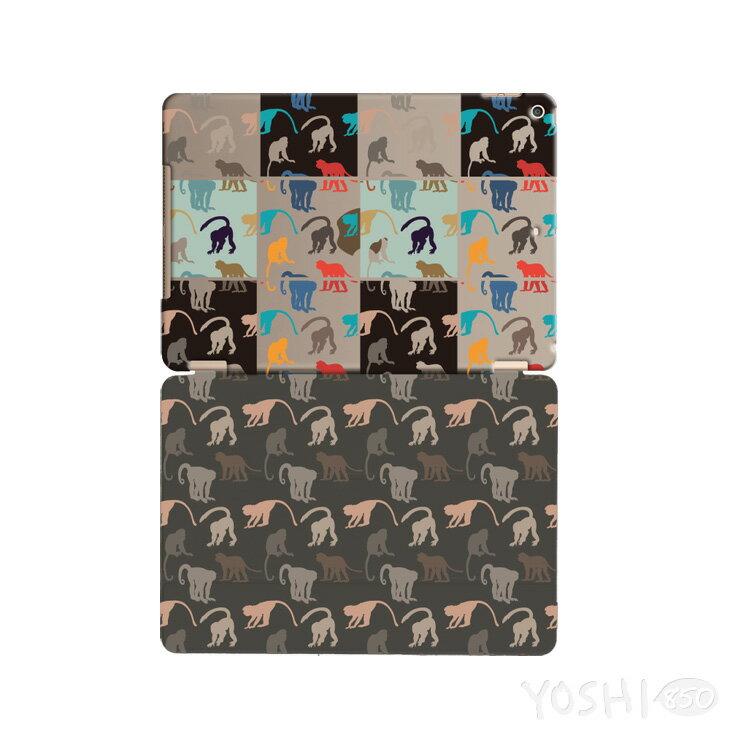 逆轉GO系列 - 新春POP【好猴潑(黑)】:《iPad / iPad Air / iPad Mini 》水晶殼+Smart Cover(磁桿)