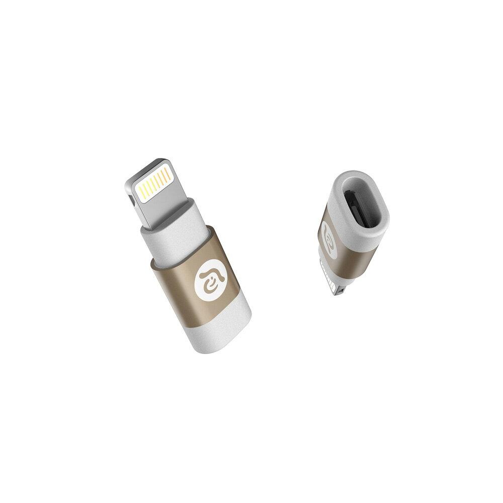 PeAk A1 Lightning 對 Micro USB 轉接器 8