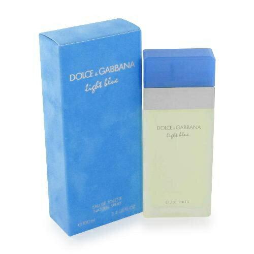 Light blue eau de toilette vaporizador 100 ml - dolce & gabbana 0