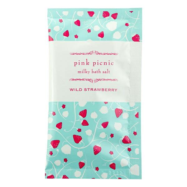 CHARLEY Pink Picnic草莓牛奶入浴鹽 30g