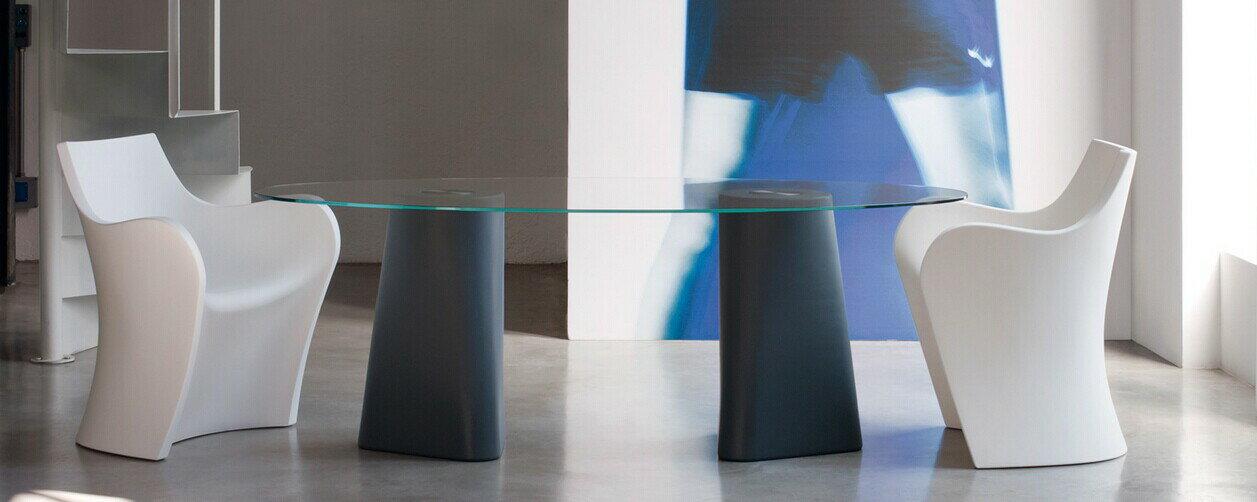 義大利B-Line Adam (Design by Busetti | Garuti | Redaelli 2012) 立體造型桌  吧檯桌 2