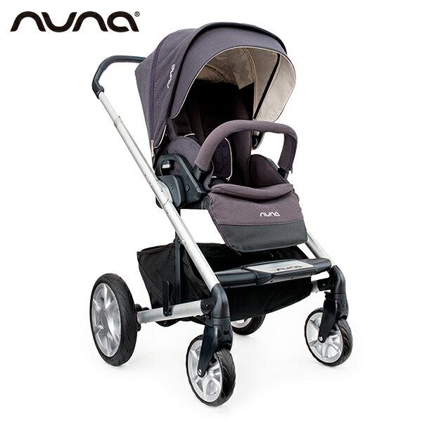 荷蘭【Nuna】MIXX 推車組 灰紫色 【買就送Borny包覆墊+涼感被(隨機)】 1
