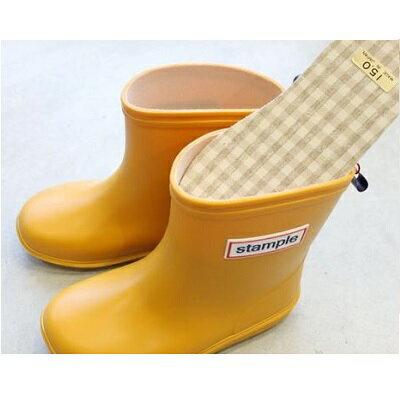 【限定特惠$99】【安琪兒】日本【Stample】兒童雨鞋鞋墊 0