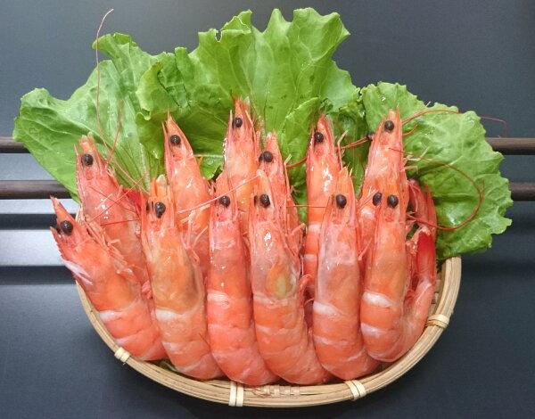 熟凍白蝦 1.4kg/盒(40~50尾)