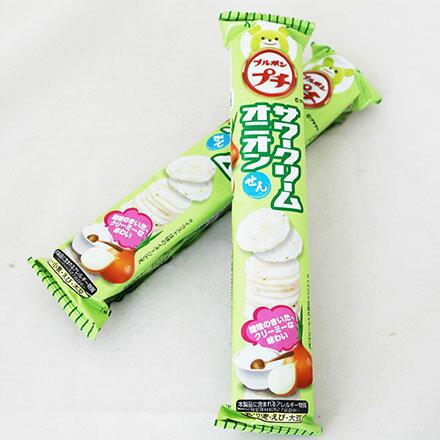 【敵富朗超巿】Bourbon北日本 長條奶油洋蔥洋芋片38g - 限時優惠好康折扣