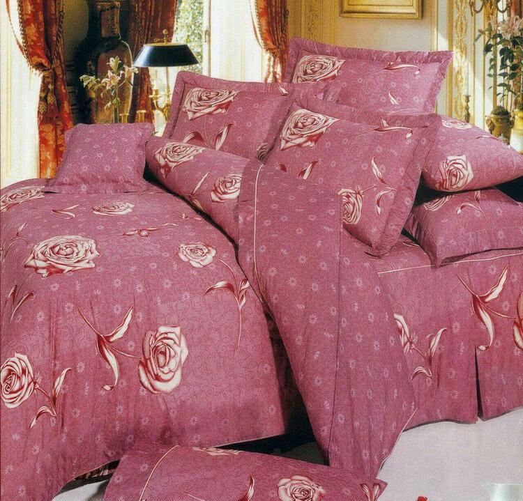 [床工坊]台灣製造(正規 高織紗)精梳棉床罩組(工廠獨家花色)(免費起毛球保固)出清回饋款 0