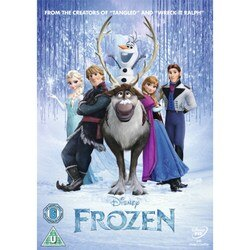 Frozen Disney  [DVD]