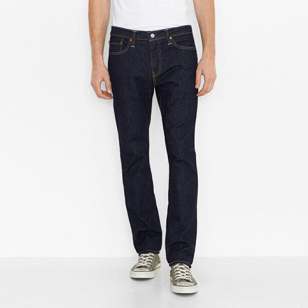 美國百分百【全新真品】Levis 511 Slim Fit 男款 牛仔褲 直筒褲 合身 靛藍 30 32腰 E264