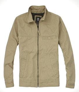 美國百分百【全新真品】Timberland 厚卡其 外套夾克 防寒保暖 短大衣 設計風格 免運 S M