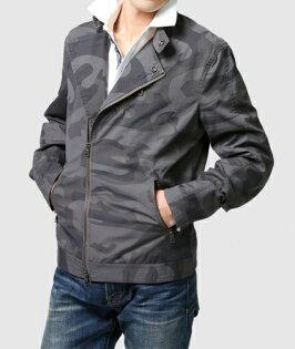 美國百分百【全新真品】Armani Exchange 外套 AX 夾克 軍外套 亞曼尼 迷彩 薄 Logo 男 S M號 A872