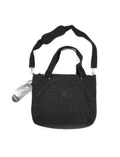 美國百分百【全新真品】KIPLING 手提包 肩背包 筆電包 13 -15 斜背包 黑色 男 女 美國寄件