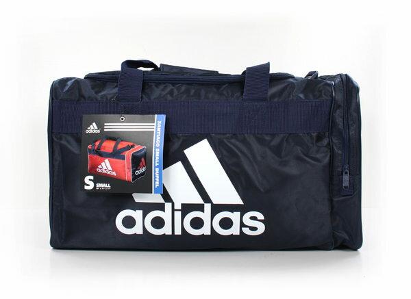 美國百分百【全新真品 】Adidas 愛迪達 深藍色 單口袋 旅行袋 運動包 行李 大包 全家 OK超取